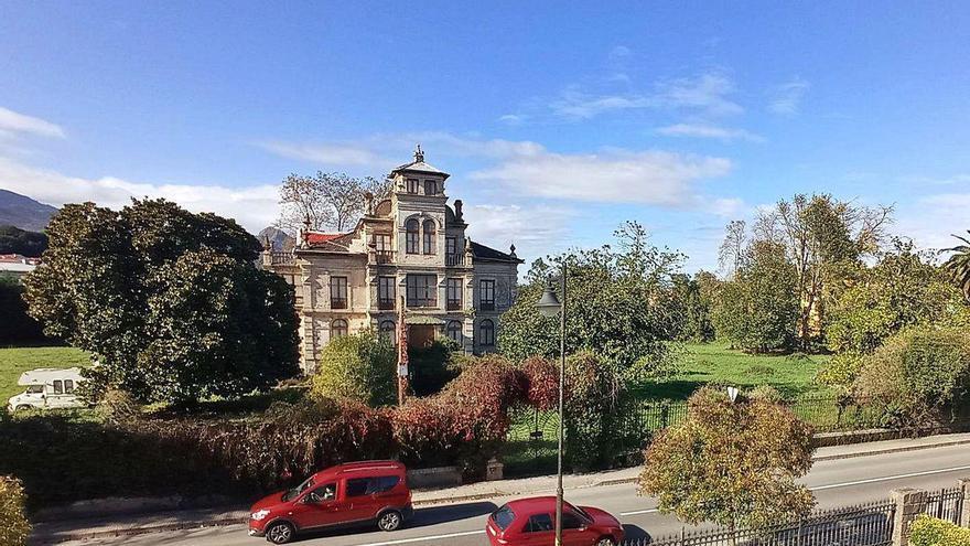 Patrimonio da luz verde a la edificación de pisos en la finca del Palacio de Partarríu