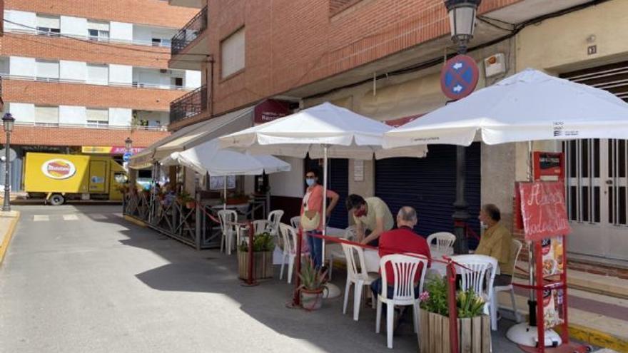 Puerto Lumbreras permitirá ampliar terrazas a la hostelería durante las Fiestas Patronales