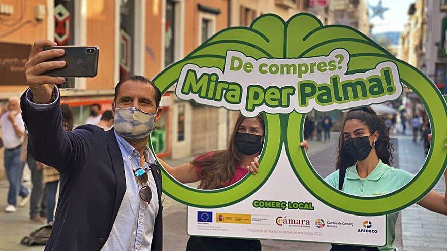 Los comerciantes de Palma niegan haber negociado con Cort el cierre de calles en Navidad