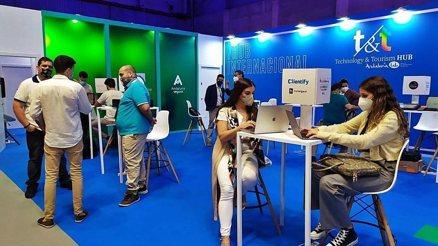 Unas 24.000 personas visitan el expositor de Andalucía en las jornadas profesionales