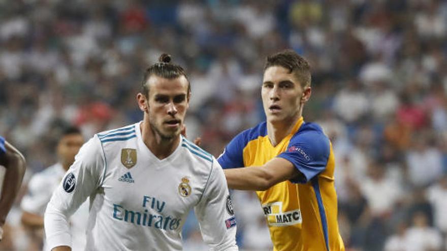 Cristiano devuelve la pegada al Madrid ante el flojo Apoel