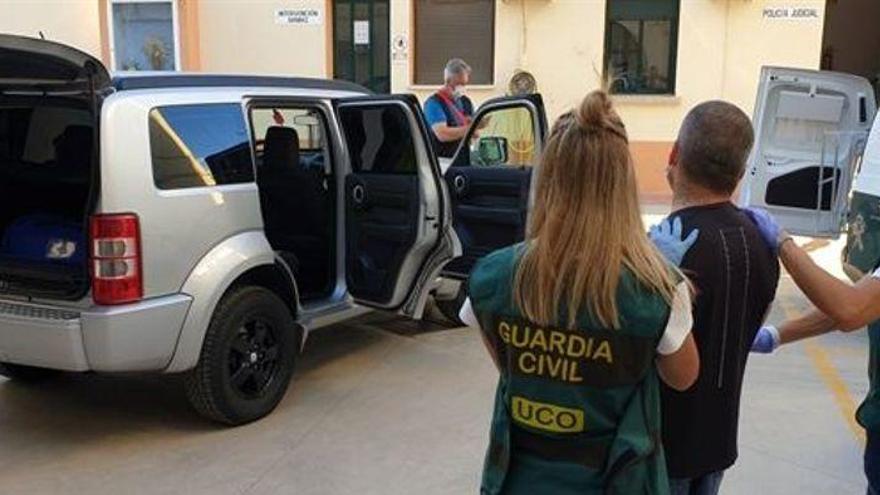 Desmantelan un grupo de secuestradores: dos detenidos con amplio historial delictivo