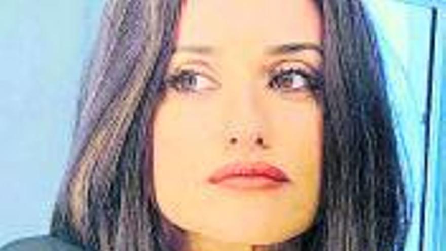 El 'new look' de Penélope Cruz