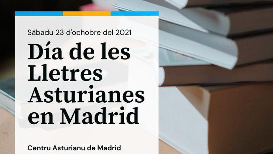 El Centru Asturianu de Madrid recupera la celebración del Día de les Lletres