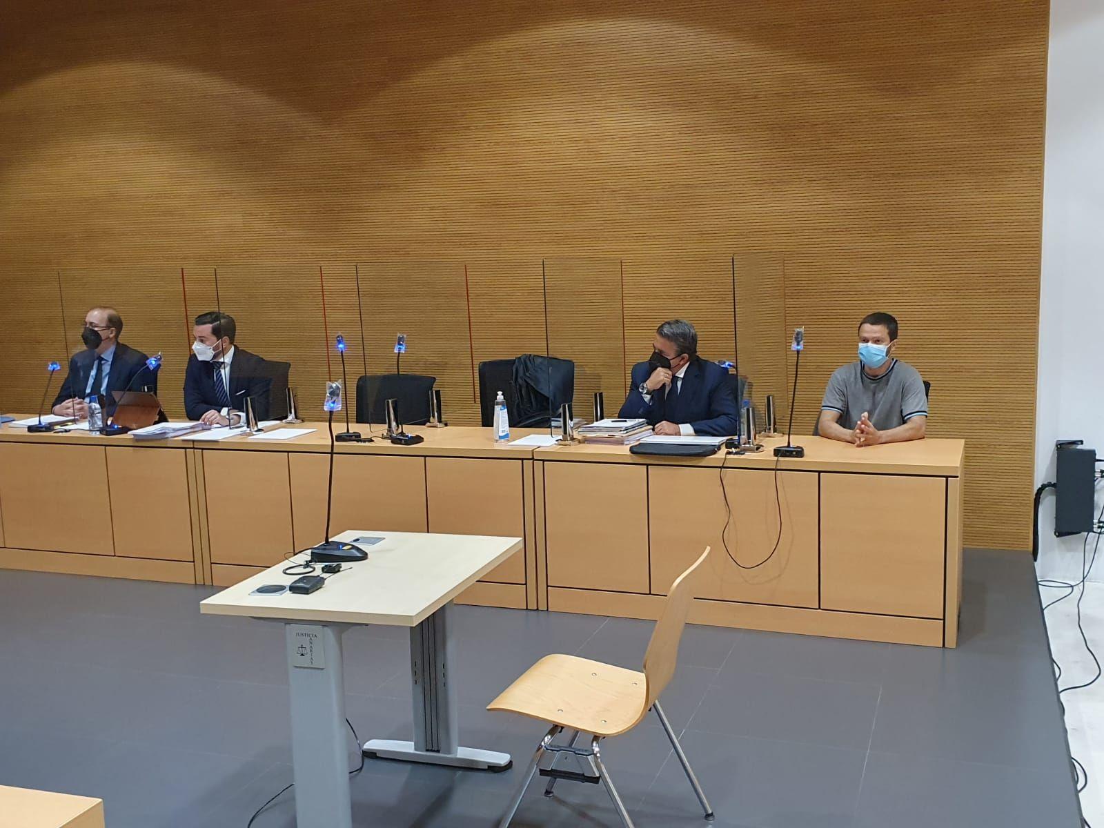Comienza el juicio con jurado contra el parricida de Alcaravaneras