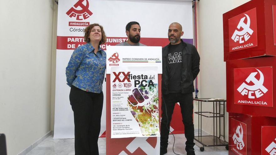 La Fiesta del PCA estará dedicada a la libertad de expresión