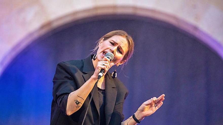 La cantante Nina Persson actuará el 16 de octubre en Ibiza