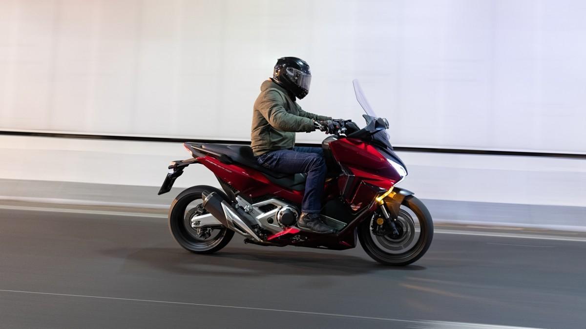 Honda Motos anuncia el precio de su gama Forza 2021