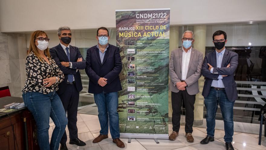 El Ciclo de Música Actual de Badajoz reunirá a grandes referentes internacionales