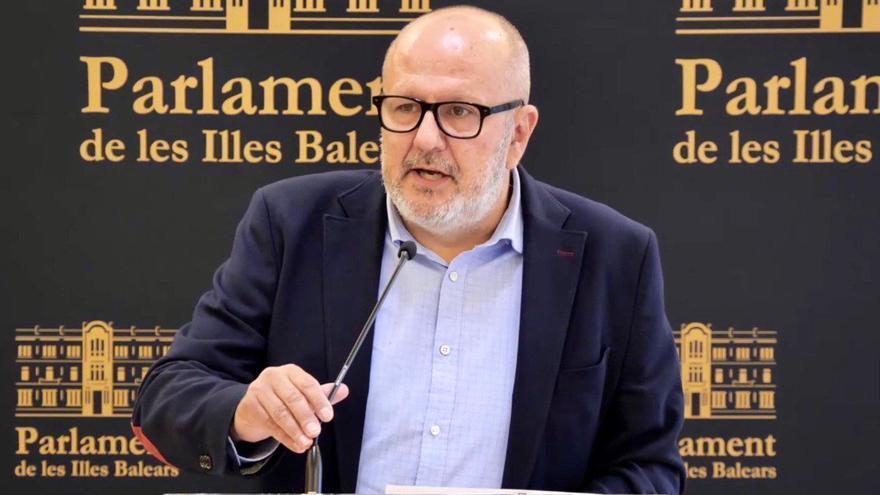 """Més carga con dureza contra la ministra Montero y la acusa de """"despreciar de nuevo a Balears"""""""