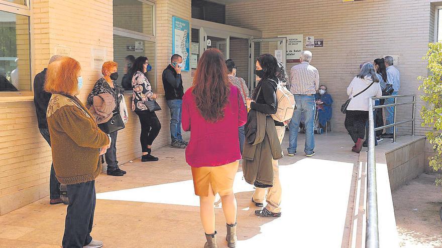 Demoras de hasta 14 días para ser atendido por el médico de familia en Castellón