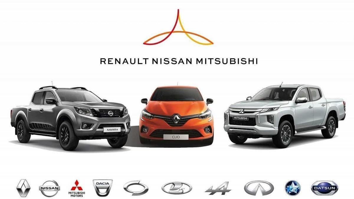 Así queda el reparto de desarrollo de coches y tecnología en la Alianza Renault-Nissan-Mitsubishi