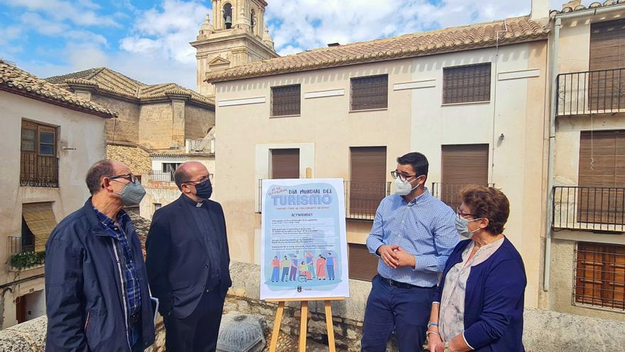 Caravaca conmemora el 'Día Mundial de Turismo' con nuevas visitas guiadas y jornadas de puertas abiertas a museos