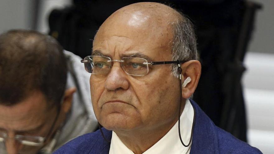 Conceden el primer permiso penitenciario a Díaz Ferrán