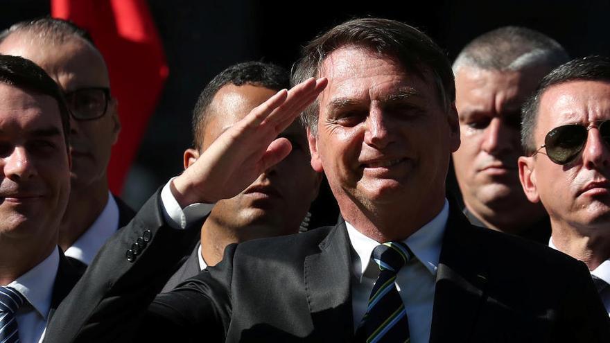 El presidente de Brasil será multado si no usa mascarilla
