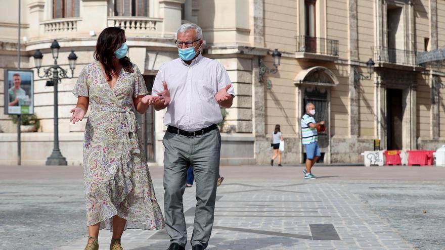 Los 32 millones de remanentes provocan una crisis de gobierno en el Ayuntamiento de València entre Compromís y PSPV