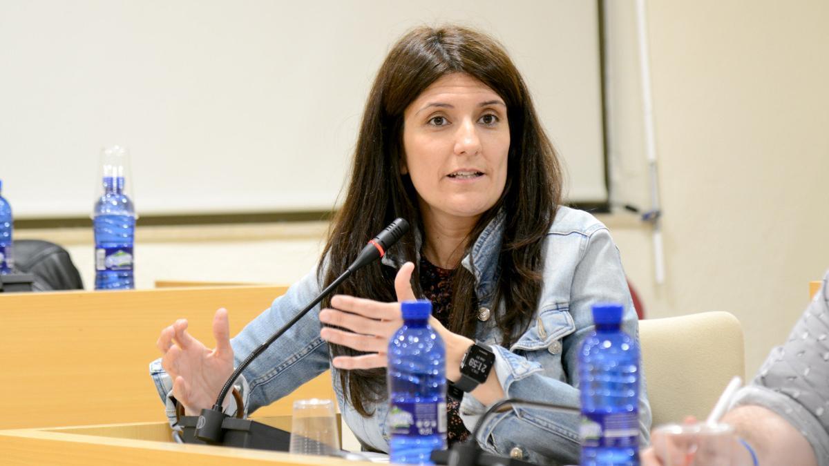 Beatriz Jiménez.