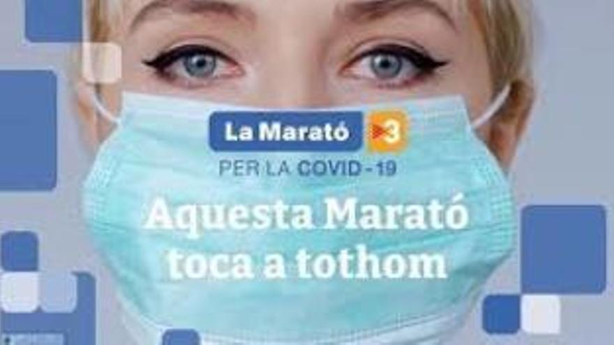 La Marató es viurà des dels principals hospitals de Catalunya