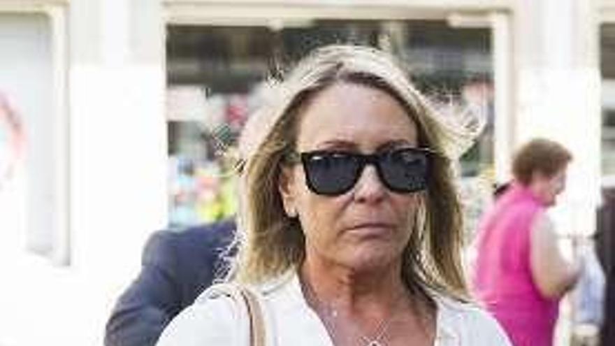 Marina Castaño se sentará en el banquillo por malversación en la Fundación Cela