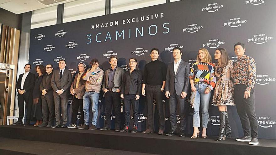 Amazon Prime Video estrena el próximo día 22 una serie sobre el Camino de Santiago