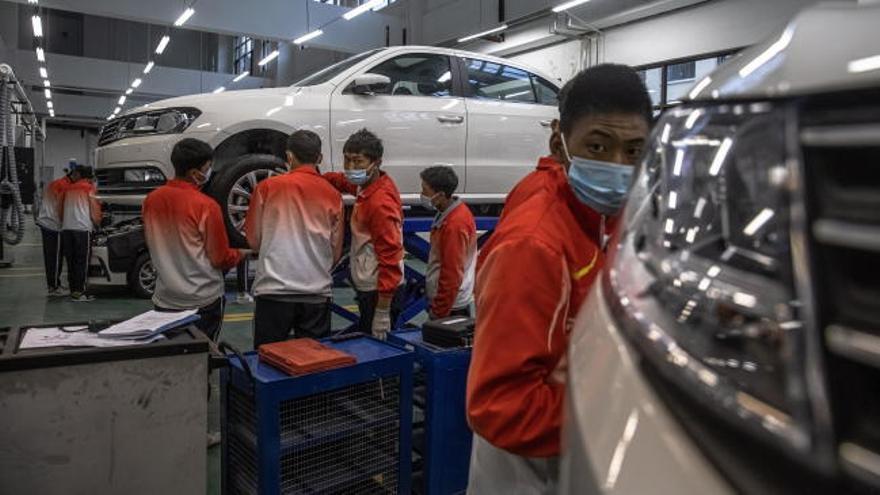 La economía china se dispara y crece un 4,9% en el tercer trimestre del año