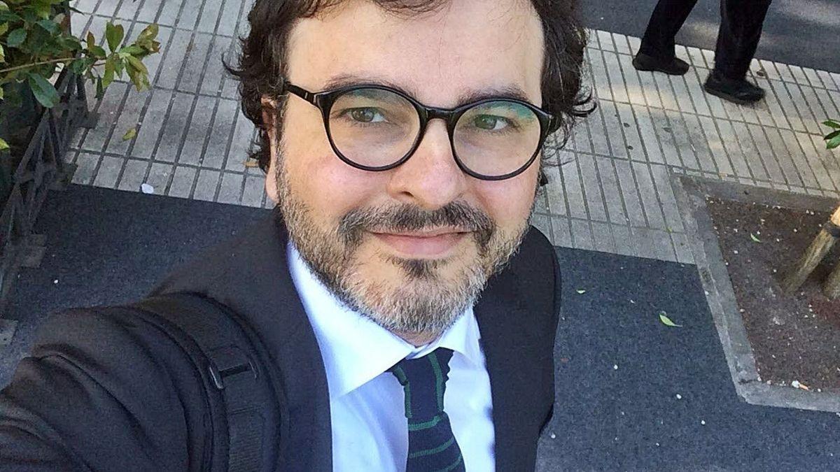 Ángel Badillo, investigador principal del Real Instituto Elcano
