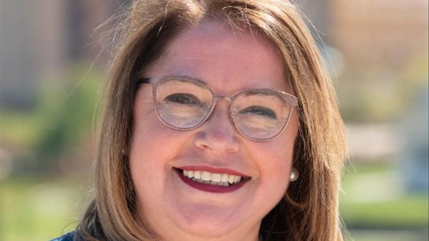 La oscense Rosa Serrano, nueva delegada del Gobierno en Aragón