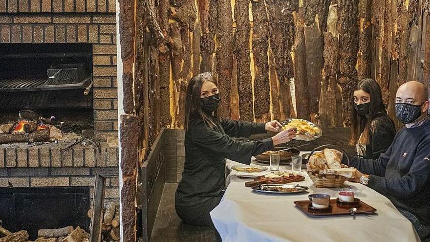 El restaurante que lleva casi 50 años sirviendo el mismo menú cada día