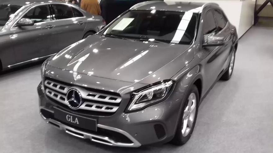 Mercedes en el Salón del Automóvil de Vigo