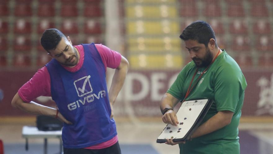 El Córdoba Futsal buscará la hazaña en la pista del Movistar Inter