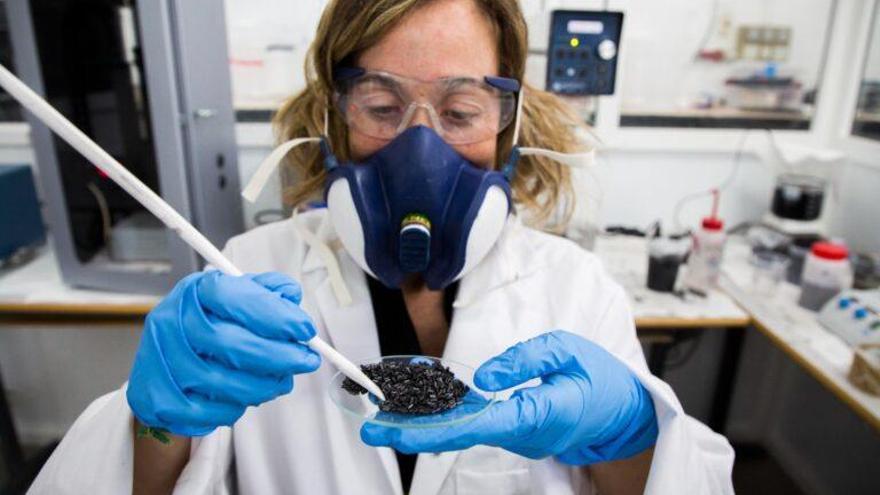 Grafeno, la solución al problema del plástico