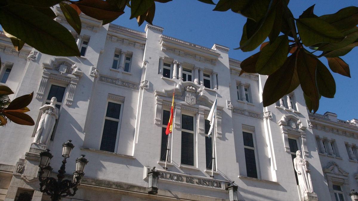 Tribunal Superior de Xustiza de Galicia.