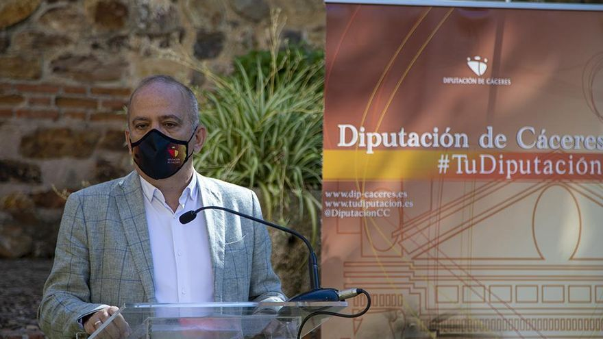 El software prevé dar trabajo a más de 2.000 personas en Cáceres capital