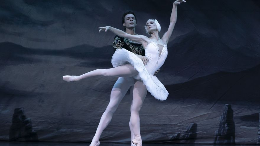 Starlite es testigo de la primera función en España de Irina Kolesnikova