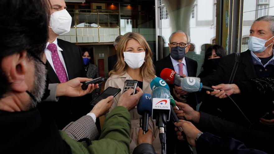 """Díaz afirma que el Gobierno """"no va a abaratar"""" el despido y defiende prorrogar los ERTE"""