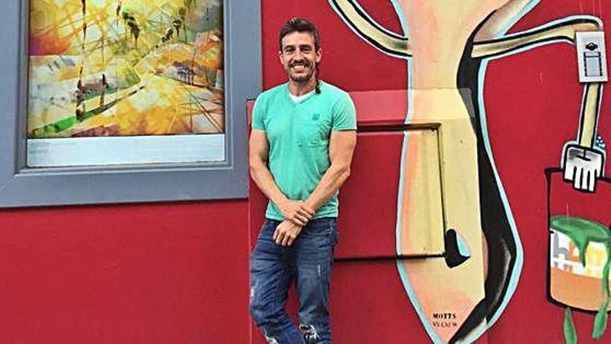 Hugo Rami lleva su arte a Los Ángeles