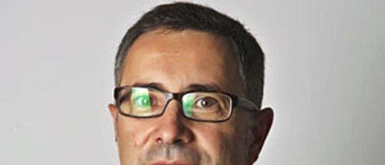 El profesor de la Universidad de Alicante Josep Ivars.