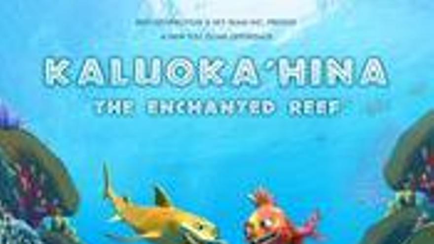 El arrecife encantado: Kaluoka'hina
