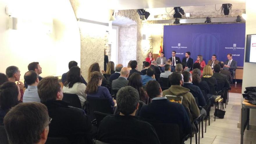 Les empreses de Girona busquen alternatives al seu finançament a través d'ACCIÓ