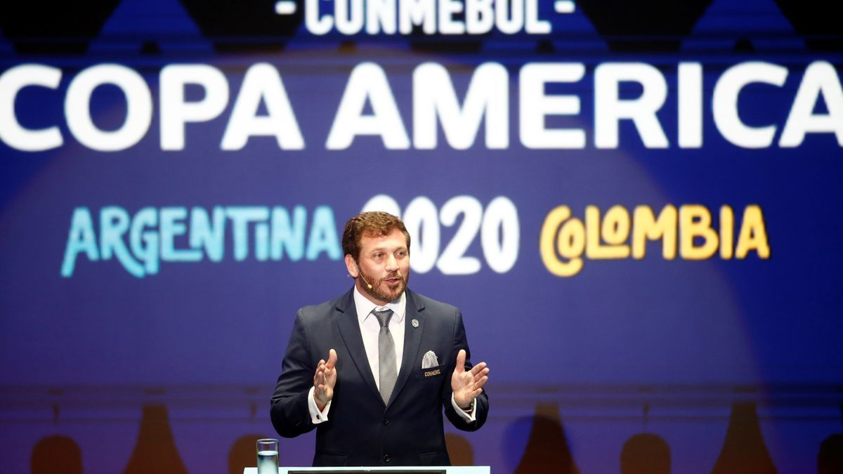 Conmebol rejects Colombia's request to postpone the Copa América 2021.