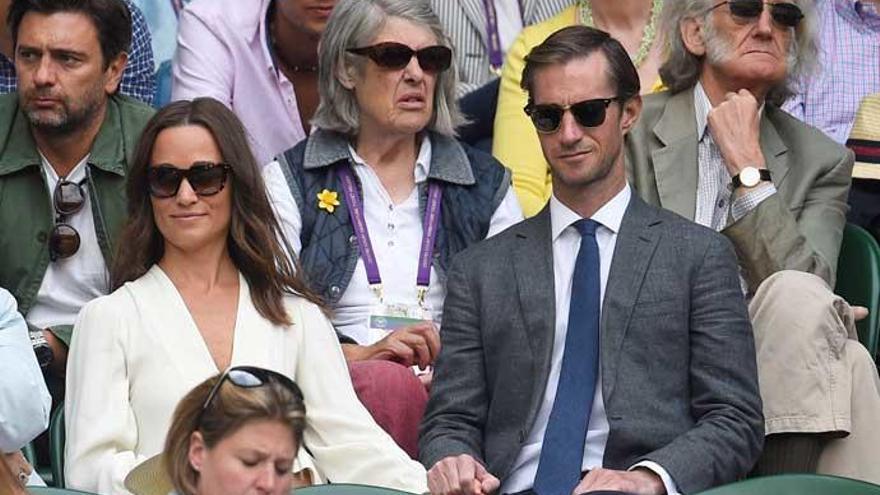 Pippa Middleton, embarazada