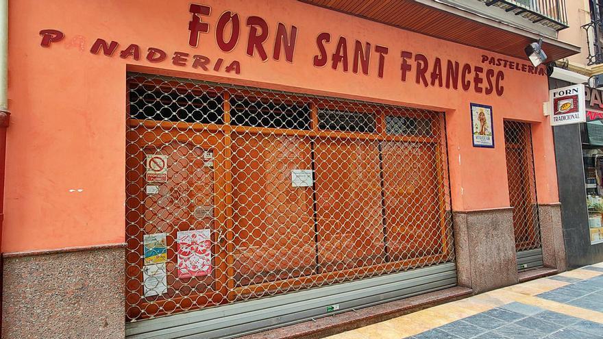 El histórico Forn de Sant Francesc decide bajar la persiana en Xàtiva