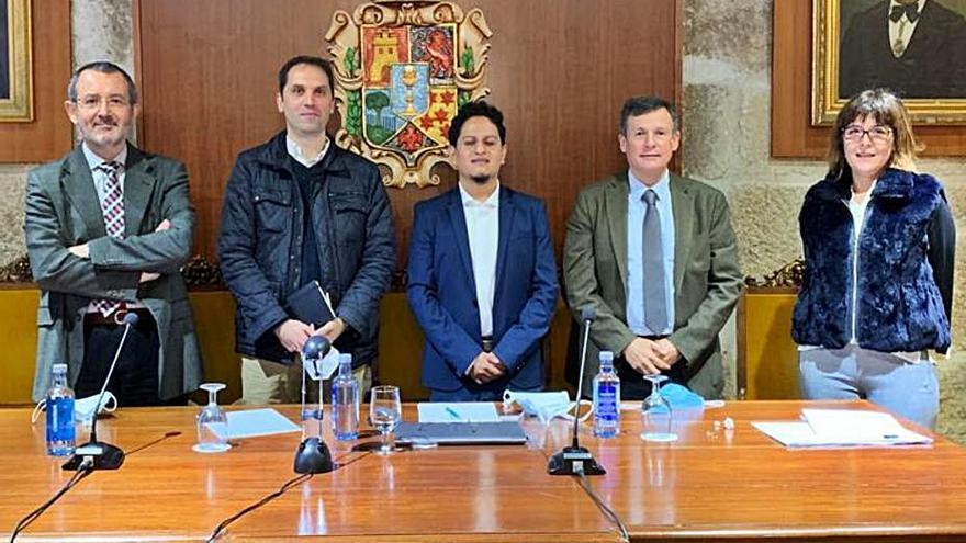 Chuvi y UVigo lanzan la primera tesis sobre la ruptura de aneurismas cerebrales