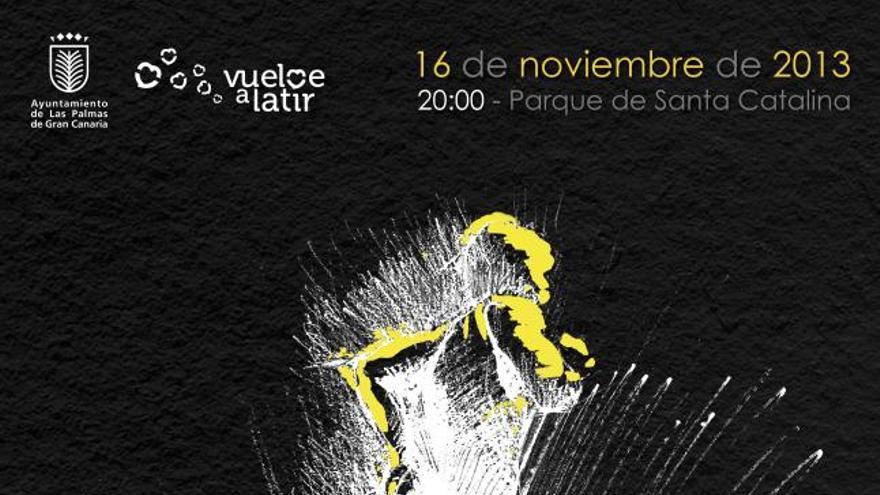 Atletismo nocturno en Las Palmas de Gran Canaria