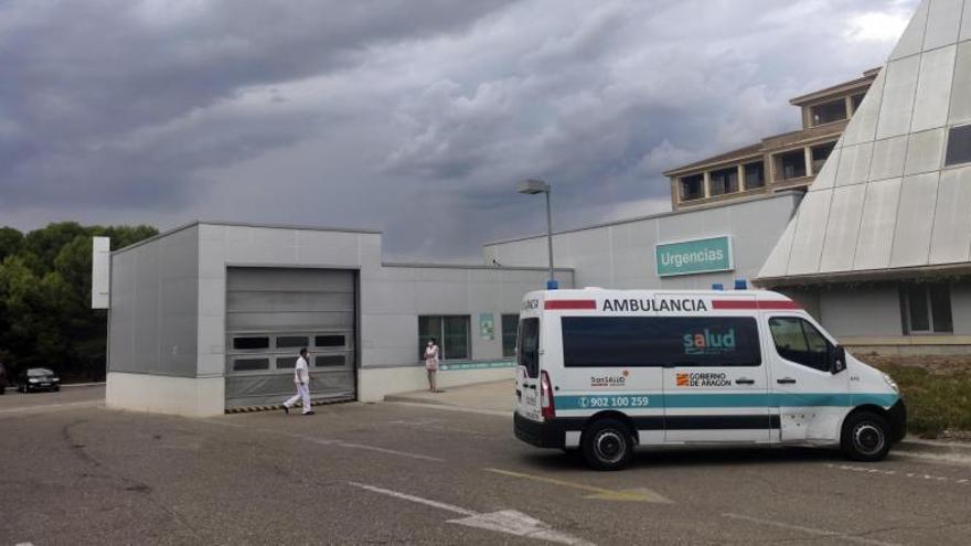 CSIF denuncia una nueva saturación de las Urgencias del Royo Villanova