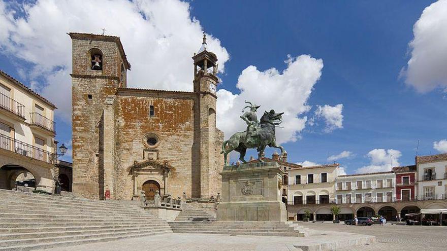 El alcalde de Trujillo será «inflexible» en las cuestiones de Patrimonio
