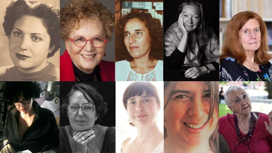 Cultura amplía la Biblioteca Básica Canarias con 30 obras de escritoras de las Islas