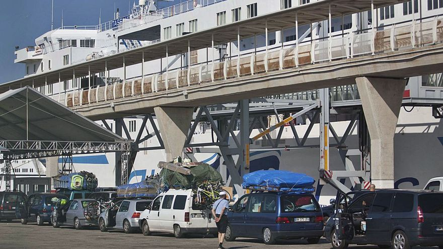 València mantiene la operación Paso del Estrecho con Argelia