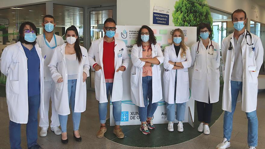 El Chuvi avanza en el ensayo de  terapias precoces para pacientes COVID