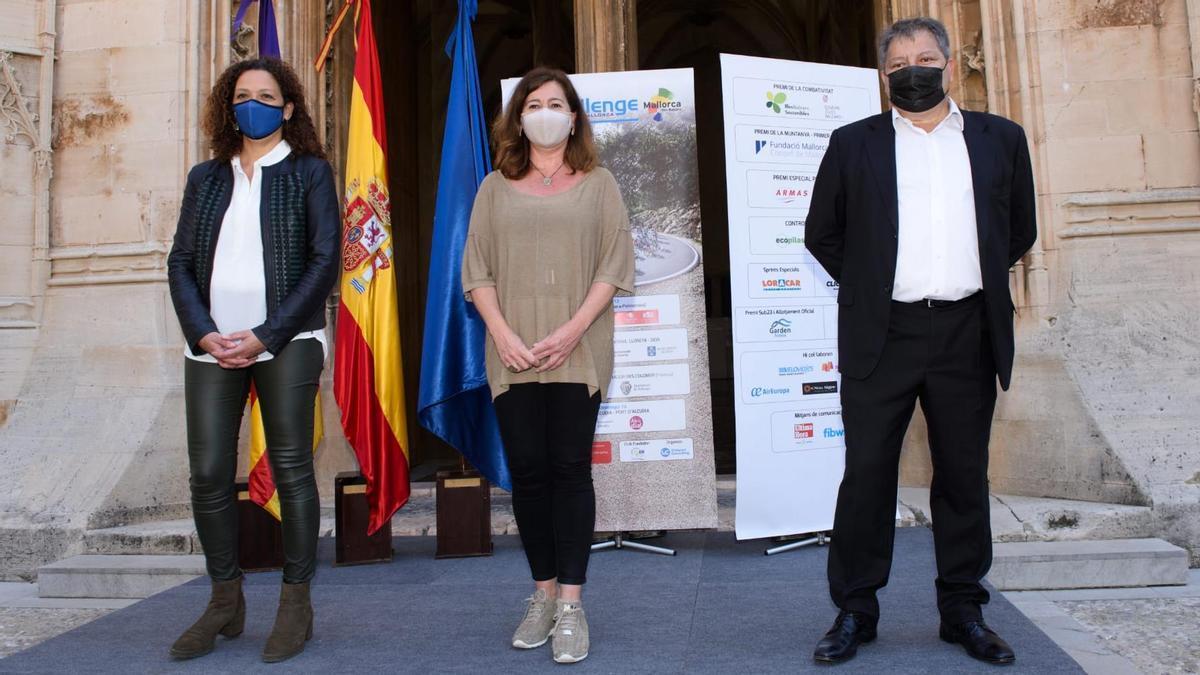 La Challenge Ciclista Mallorca se ha presentado hoy en el Consolat de Mar